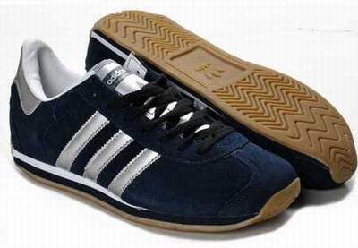magasin d'usine 59076 7a3aa chaussure Homme Adidas basket Parker Cuir Tony Chaussure ...