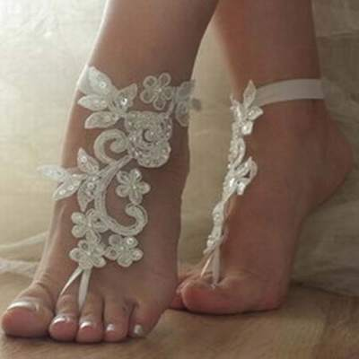 Chaussure mariage ivoire dentelle chaussures en dentelle for Femmes chaussures de mariage noir mariage