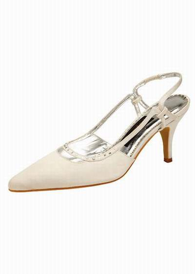 chaussure mariee ivoire bessonchaussures mariage ivoire pas cherchaussure carla ivoire - Besson Chaussures Mariage