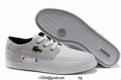 Chaussure Lacoste Scratch
