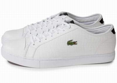 Lacoste Chaussure Montant